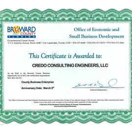 Thumb certificate county business enterprise 2018